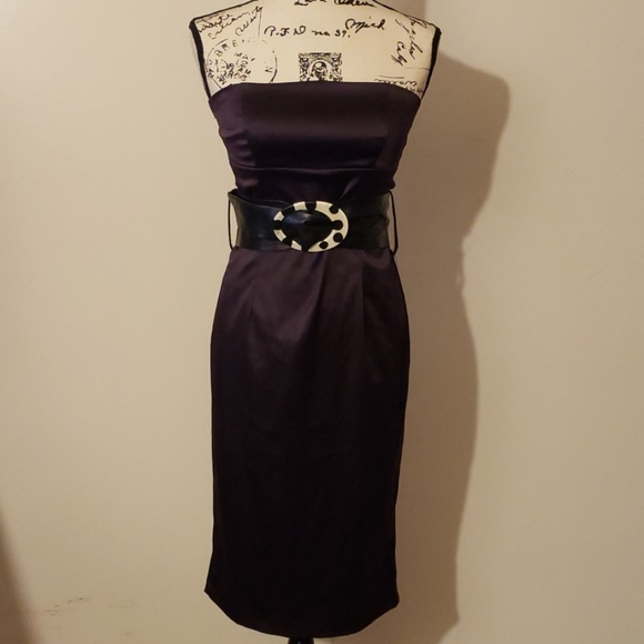 💚 3 for $12 💚 strapless midi dress